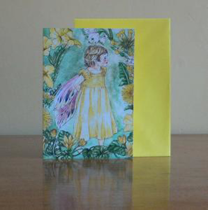 Picture of Faerie of the Spring