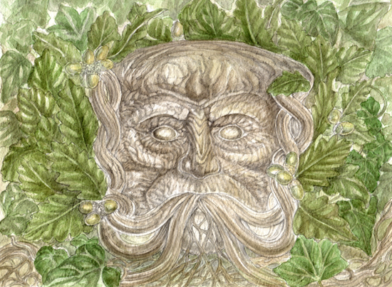Picture of The Green Man