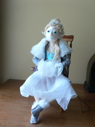 Picture of The Snow Queen: sold